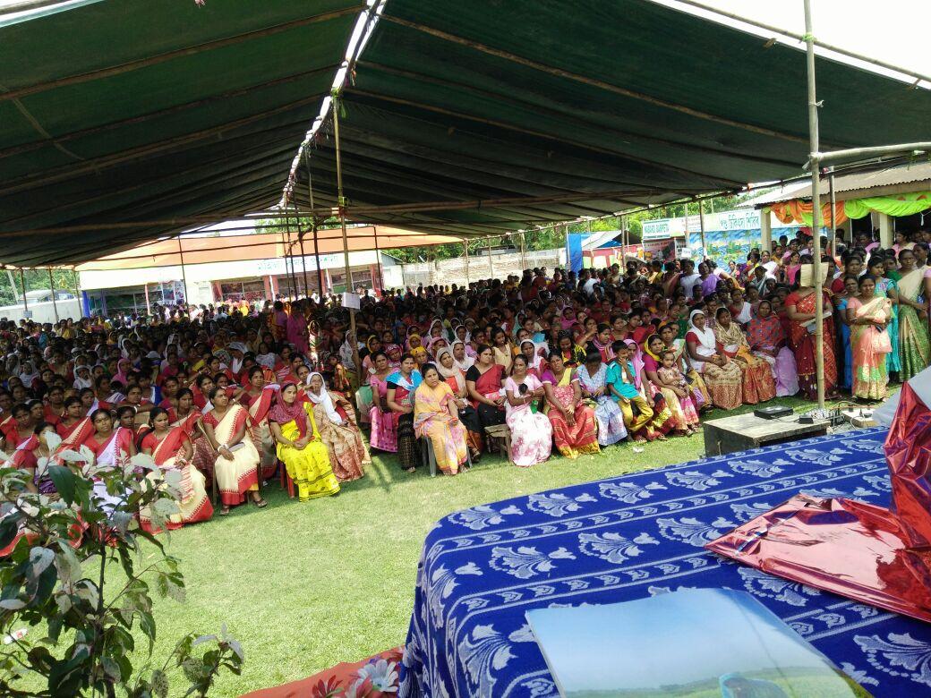 Meeting held at Barpeta, Assam