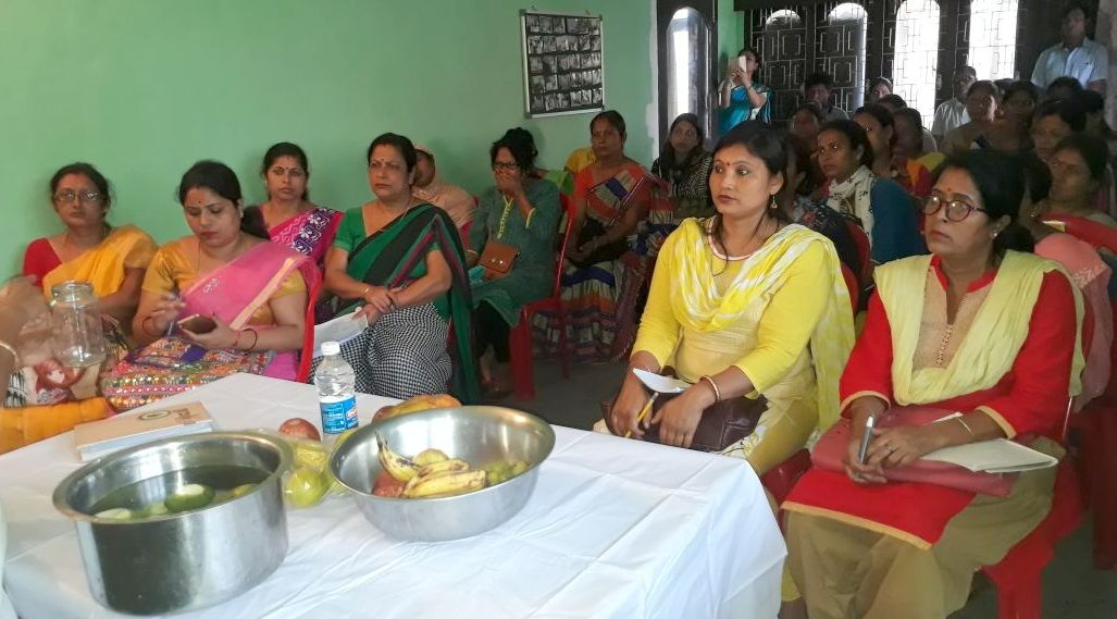 Training Programme on Preservation and Processing of Seasonal Fruits and Vegetables