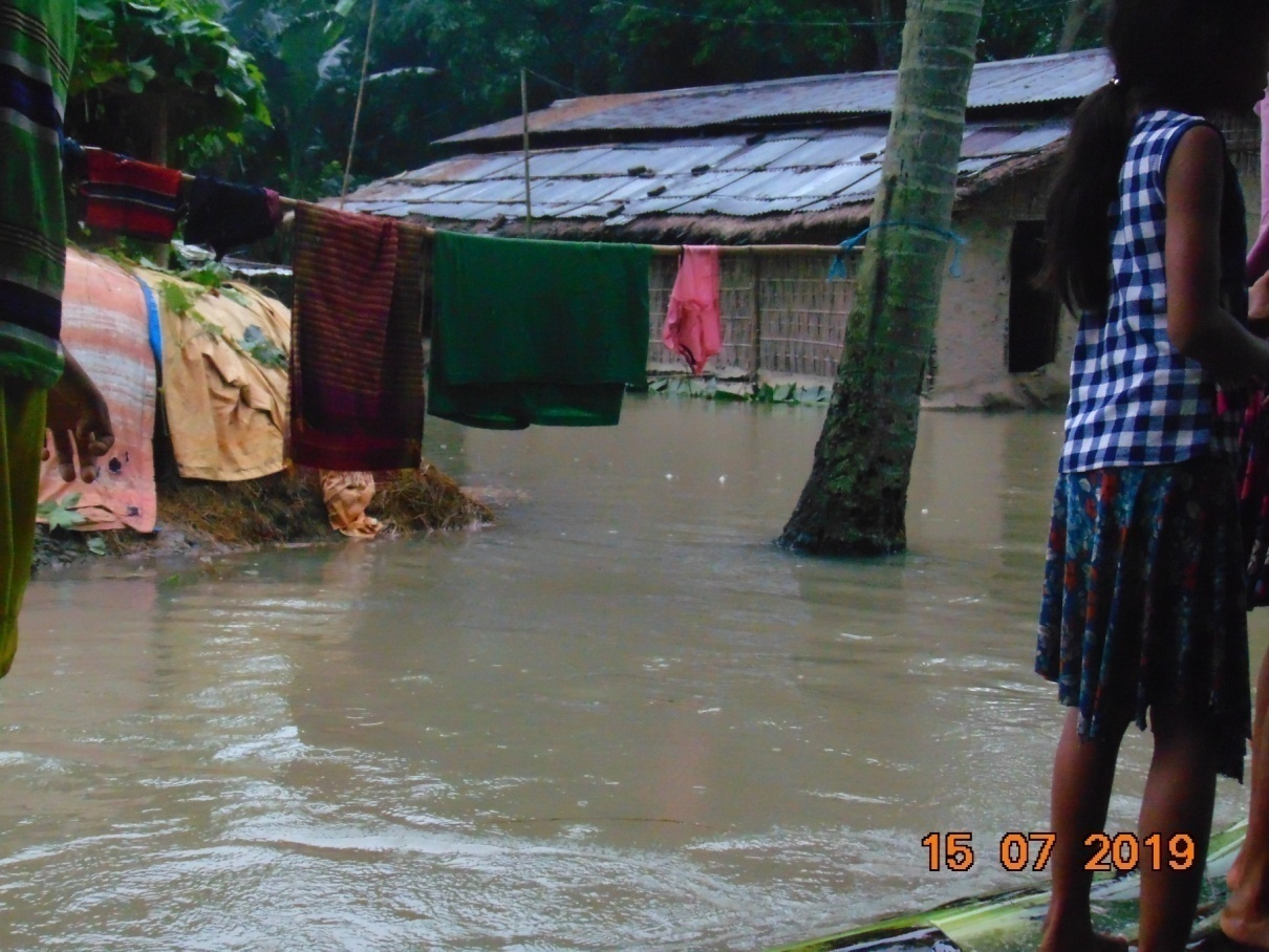 Appeal for Funds for Flood-Affected Victims in Rural Assam