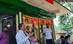 "RGVN opens handloom outlet ""Grasslooms"" at Kaziranga"